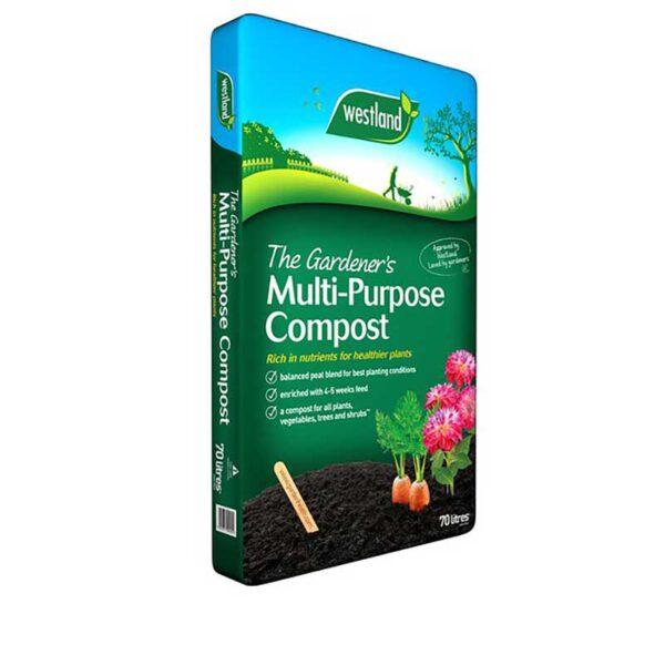 Westland The Gardener's Multi Purpose Compost 70L