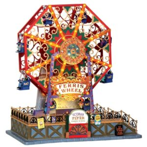 Lemax Victorian Flyer Ferris Wheel