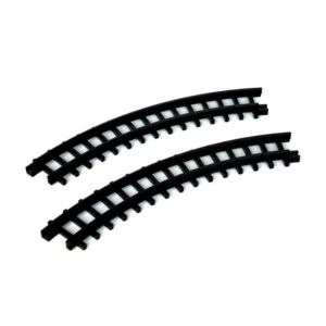 Lemax Curved Track For Christmas Express - Set of 2 Pieces
