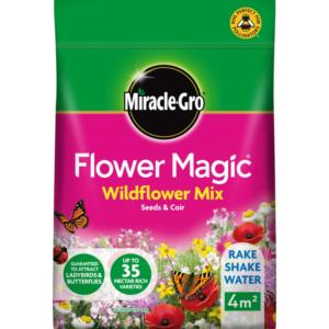 Miracle Gro Flower Magic Wildflower Mix 4m² (782g)