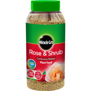 Miracle-Gro Rose & Shrub Continuous Release Plant Food (1kg)