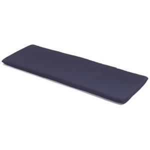 Glencrest Three Seat Bench Cushion Pad in Navy Blue