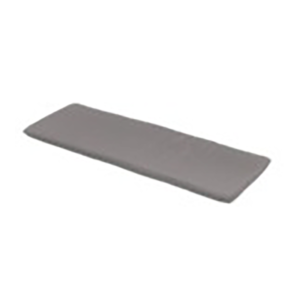 Three Seat Bench Cushion in Taupe - The CC Collection