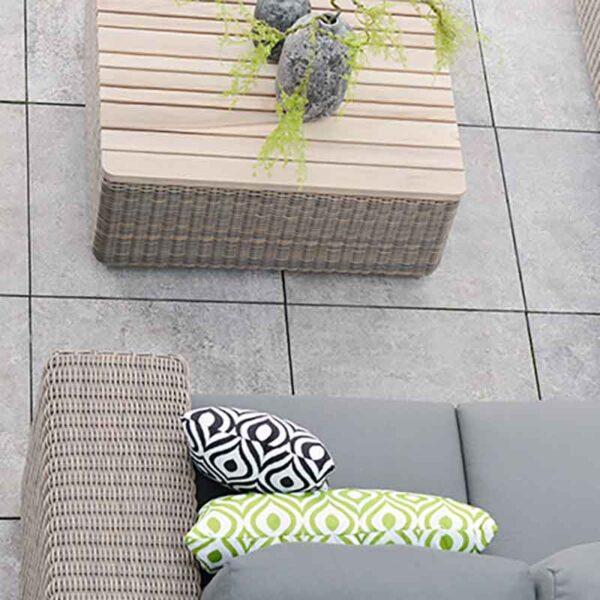 4 Seasons Outdoor Kingston – Corner Lounge Set