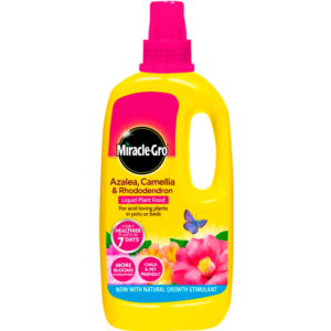 Miracle-Gro Azalea, Camellia & Rhododendron Liquid Plant Food (1 litre)
