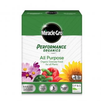 Miracle-Gro Performance Organics All Purpose Granular Plant Food (1kg)