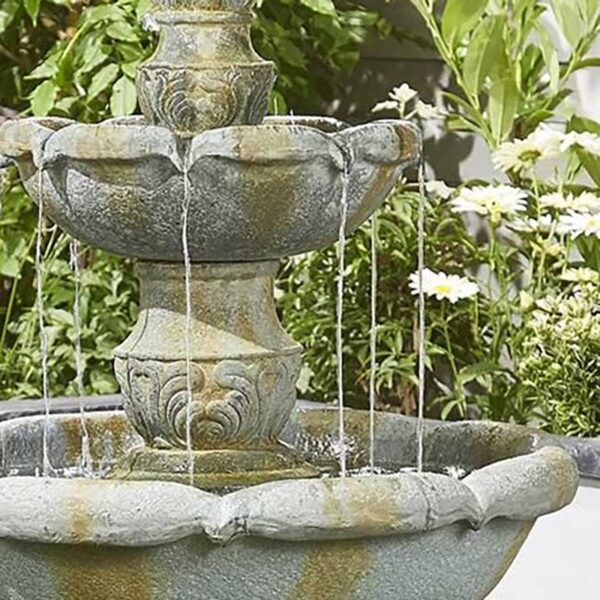 Kelkay Classical Springs Water Feature Close Up