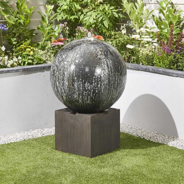 Kelkay Cascading Moon Water Feature