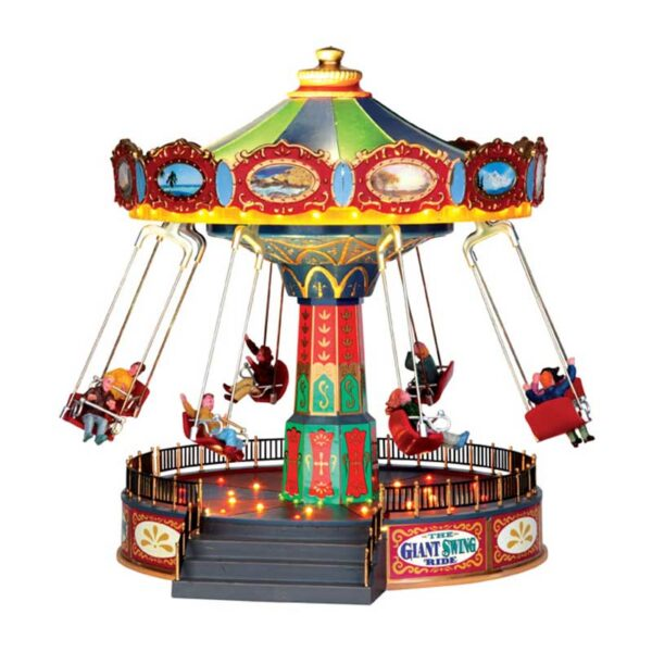 Lemax The Giant Swing Ride