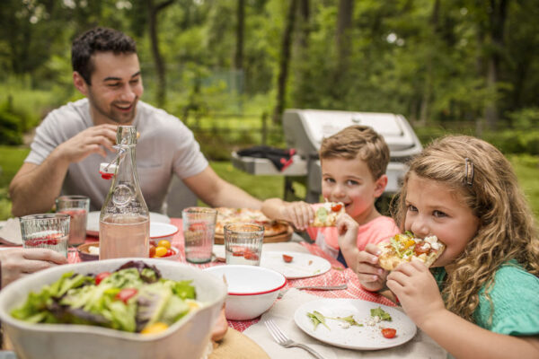 Enjoy great barbecue flavour using the Weber Spirit II S-320 GBS Gas Barbecue (Stainless Steel)