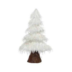 Foam Tree with Glitter (80cm)