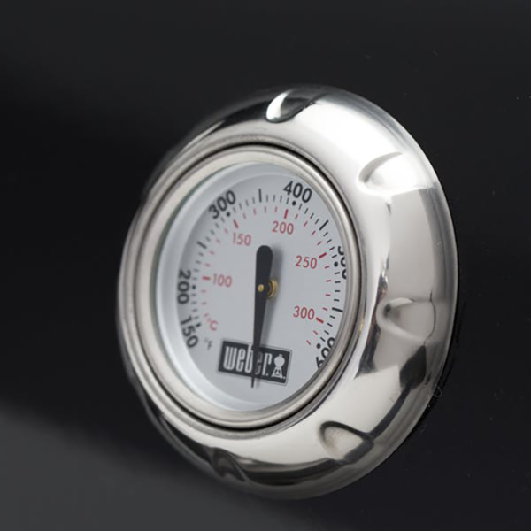 Built in lid Thermometer
