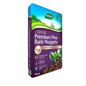 Westland Cambark Premium Pine Nuggets 50L