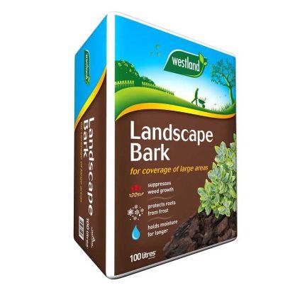 Westland Landscape Bark 100L Bale
