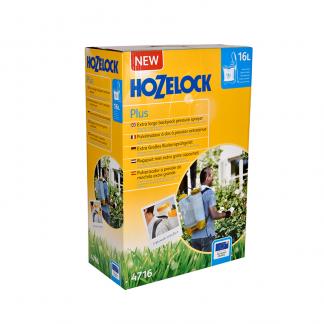 Hozelock Knapsack Pressure Sprayer Plus (16 Litre)