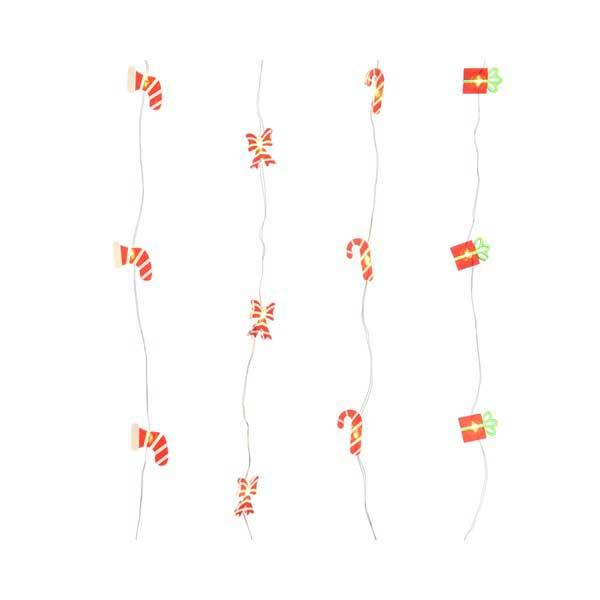 Lumineo String of 20 LED Decoration Lights