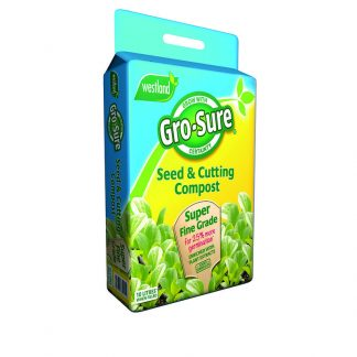 Westland Gro-Sure Seed & Cutting Compost Pouch 10L