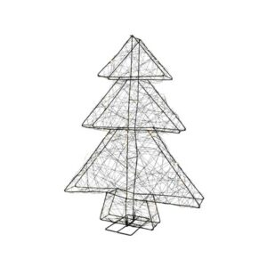 Big & Bright Micro LED Wire Tree Figure