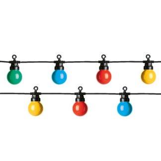 Lumineo 20 LED Multi-Coloured Globe Lights - Starter Pack