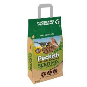 Peckish Natural Balance Seed Mix Wild Bird Food
