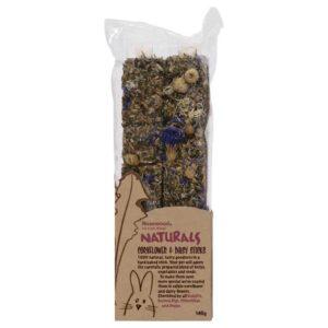 Rosewood Naturals Cornflower & Daisy Sticks (Pack of 2)