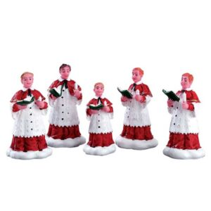 Lemax The Choir - Set of 5 Figurines