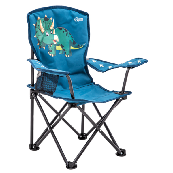 Quest Childrens Dinosaur Fun Folding Chair