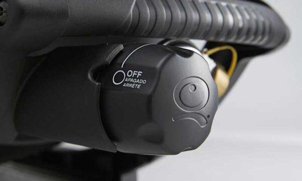 Weber Q2200 Infinite control burner valve
