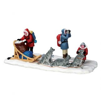 Lemax North Pole Or Bust