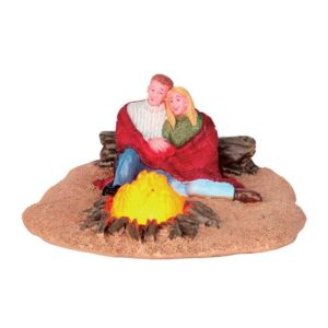 Lemax Romantic Campfire