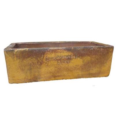 Errington Reay & Co. Ltd Courtyard Trough Old Leather