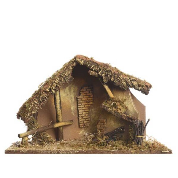 Nativity House (Suitable for 15cm Figures)