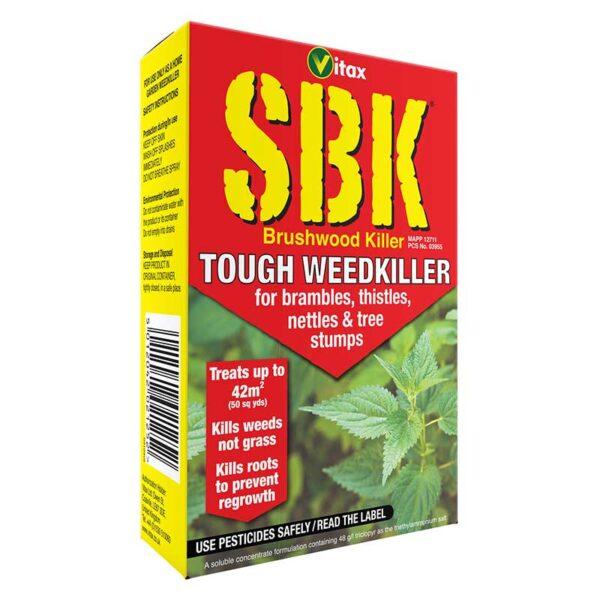 Vitax SBK Brushwood Killer Tough Weedkiller (125ml)