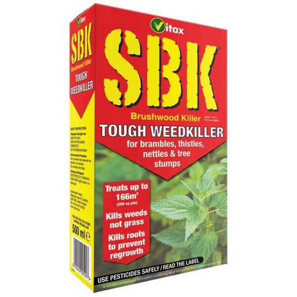 Vitax SBK Brushwood Killer Tough Weedkiller (500ml)