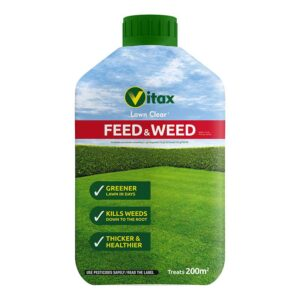 Vitax Green Up Lawn Care Feed & Weed 200 sq.m.