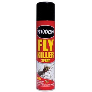 Nippon Fly & Wasp Killer Aerosol 300ml