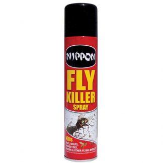 Nippon Fly & Wasp Killer Aerosol 300ml