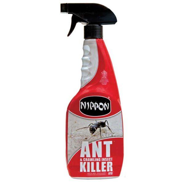 Nippon Ant & Crawling Insect Killer RTU 750ml Spray