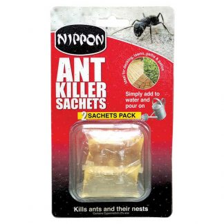 Nippon Ant Killer Soluble Sachet (In Box) 2 x 25g