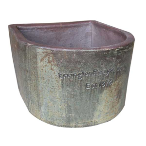 Errington Reay & Co. Ltd Courtyard Rounded Tub Stone