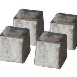 Errington Reay & Co. Ltd Courtyard Low Pedestal Stone (Medium)
