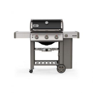 Weber Genesis II E-310 GBS Gas Grill Barbecue (Black)