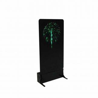 Lemax Green Fireworks Display Unit