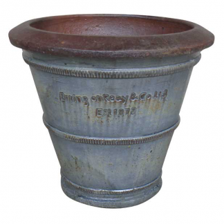 Errington Reay & Co. Ltd Courtyard Cone Planter Stone