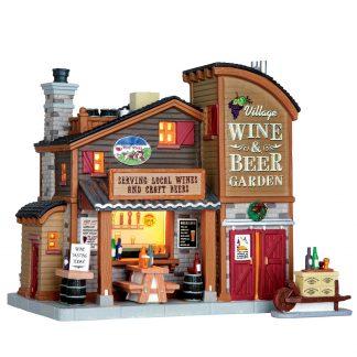 Lemax Village Wine & Beer Garden