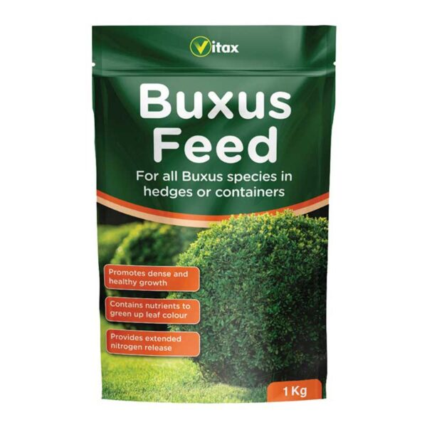 Vitax Buxus Feed - 1kg Pouch