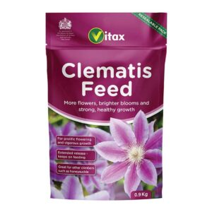 Vitax Clematis Feed - 0.9Kg Pouch