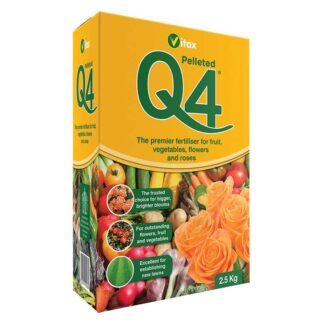 Vitax Q4 Pelleted Fertilser