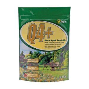 Vitax Q4 Plus Fertiliser