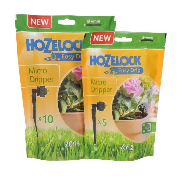 Hozelock Easy Drip Pack of Micro Drippers